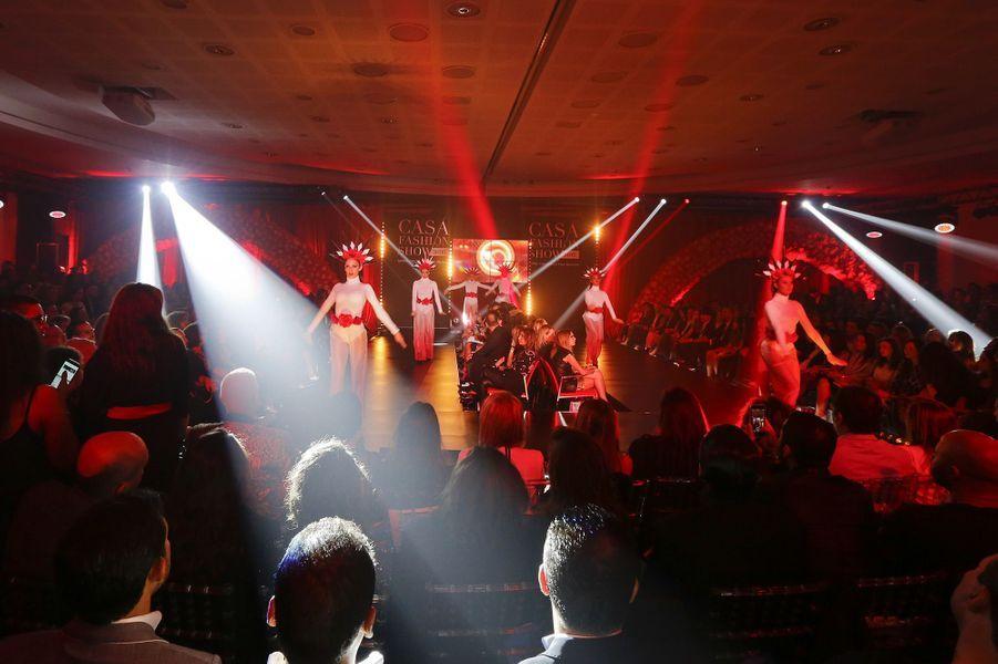 La 9e édition du Casa Fashion Show avait lieu samedi 22 octobre 2016 à Casablanca.