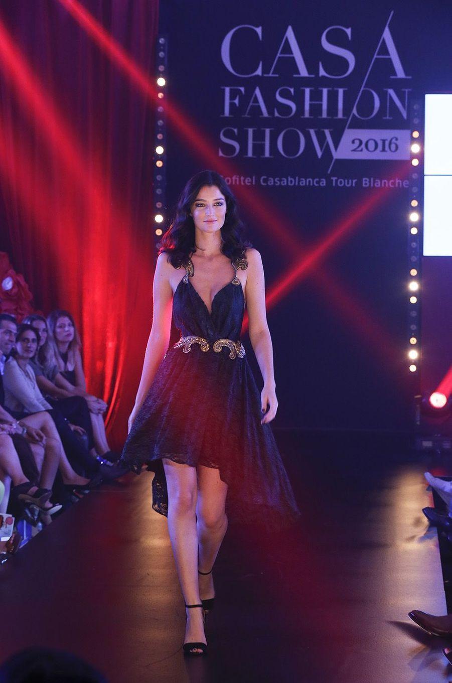 Au centre du Casa Fashion Show, la femme marocaine !