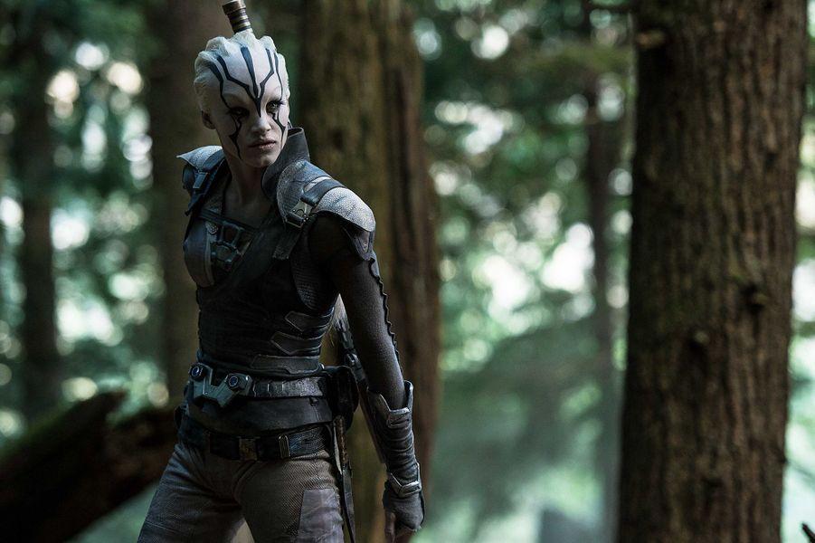 """Sofia Boutella est Jaylah dans """"Star Trek Sans Limites""""."""