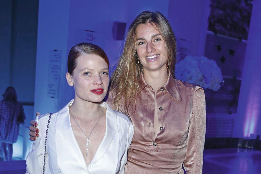 Mélanie Thierry, Sonia Sieff.