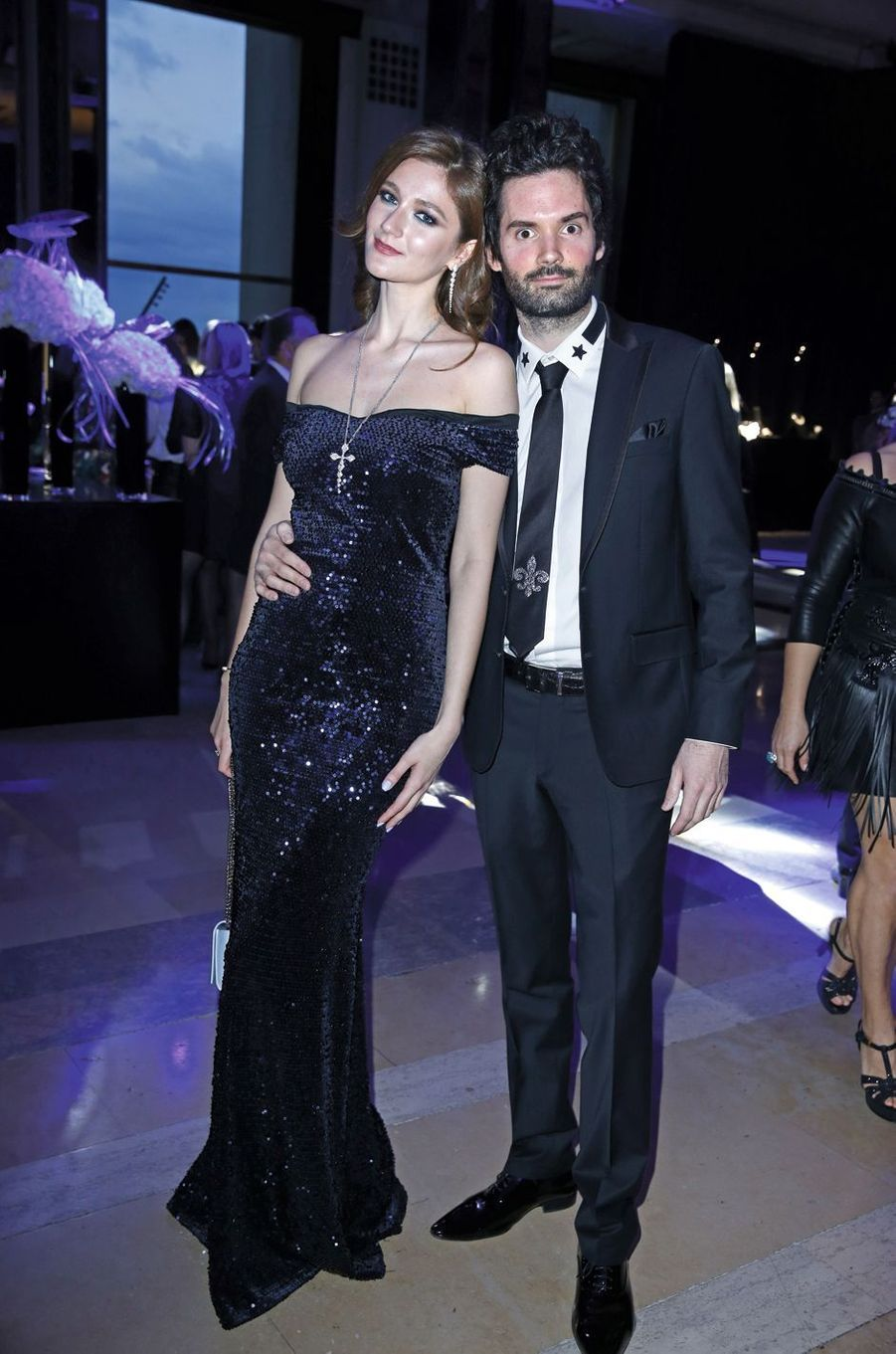 Julia et Edouard Coti.