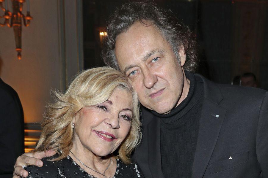 Nicoletta et Jean-Christophe Molinier.
