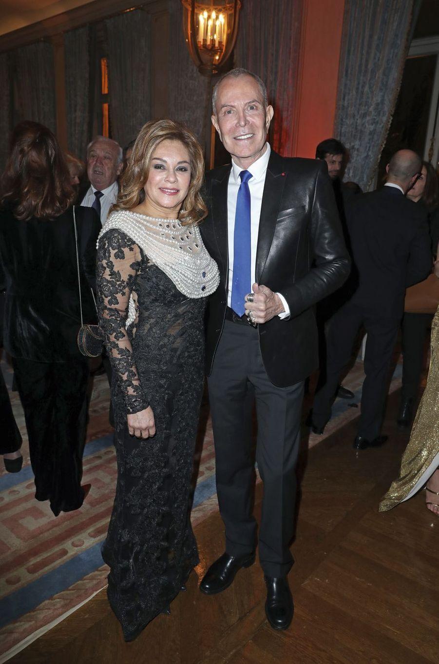 Princesse Murat, Jean-Claude Jitrois.