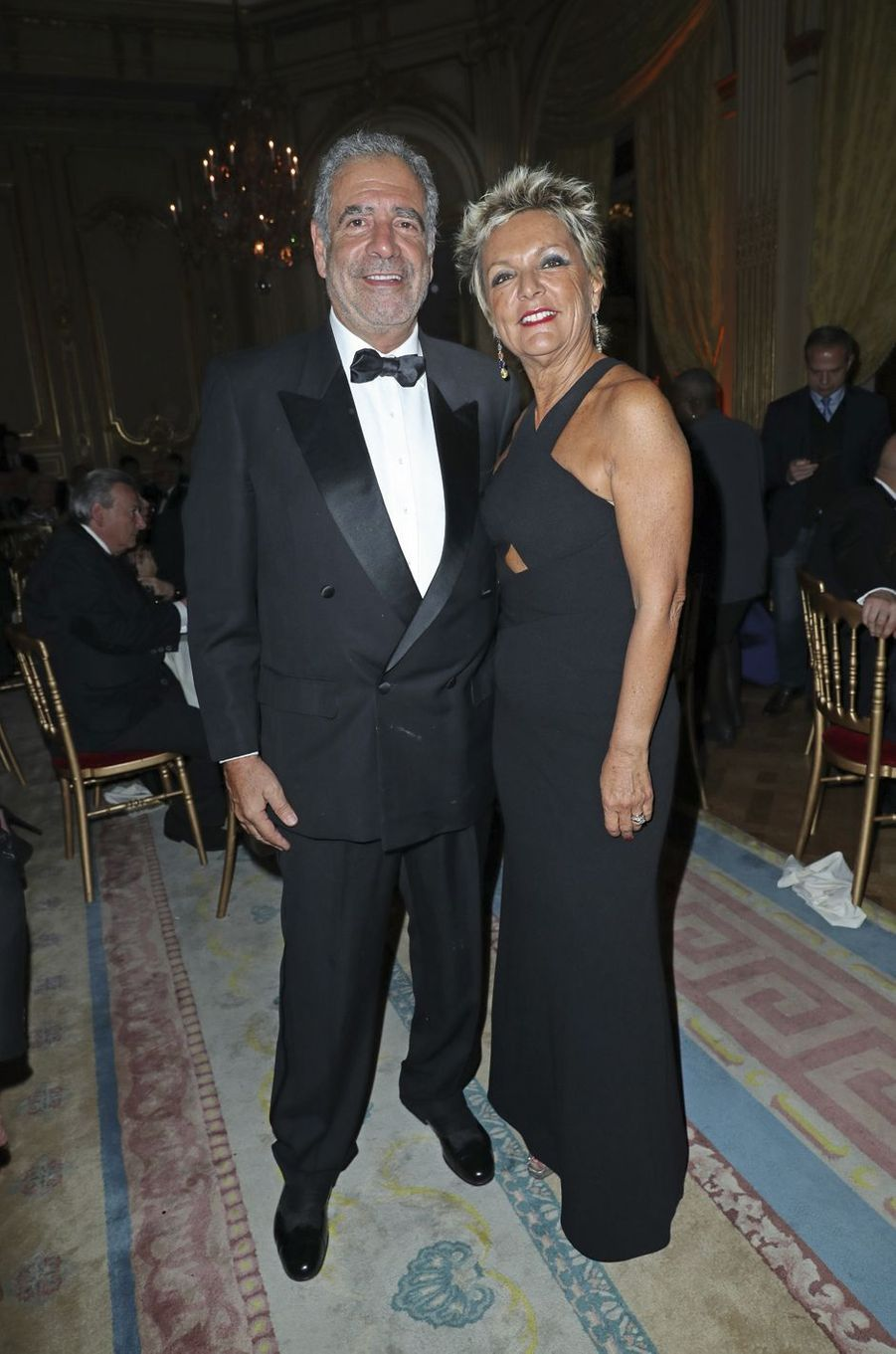Georges Ghosn, Lucia Magnani.