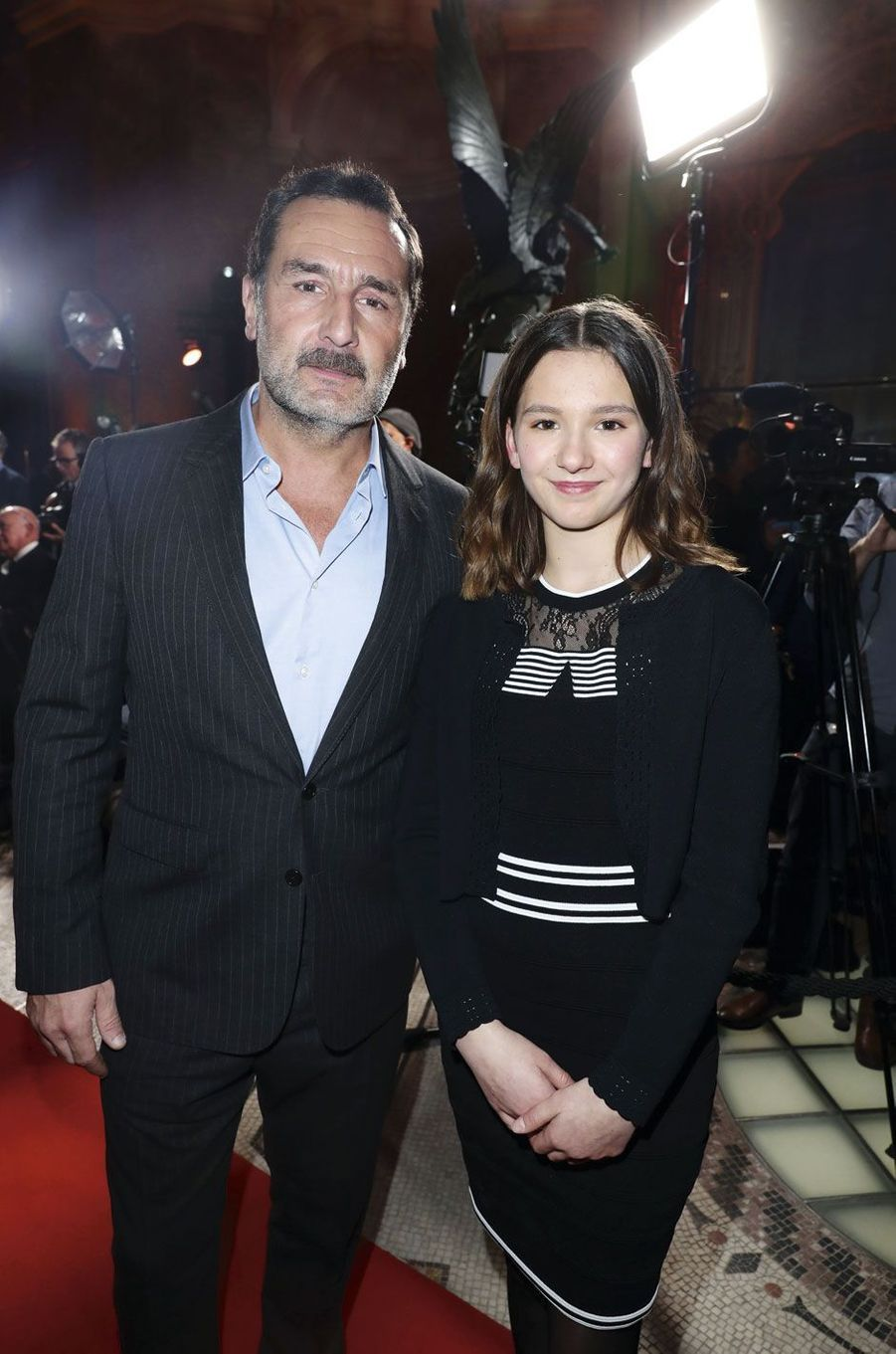 Gilles Lellouche, Lise Leplat Prudhomme.