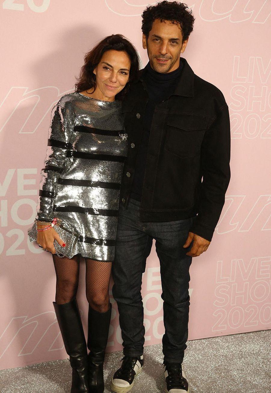 Tomer Sisley et Sandra