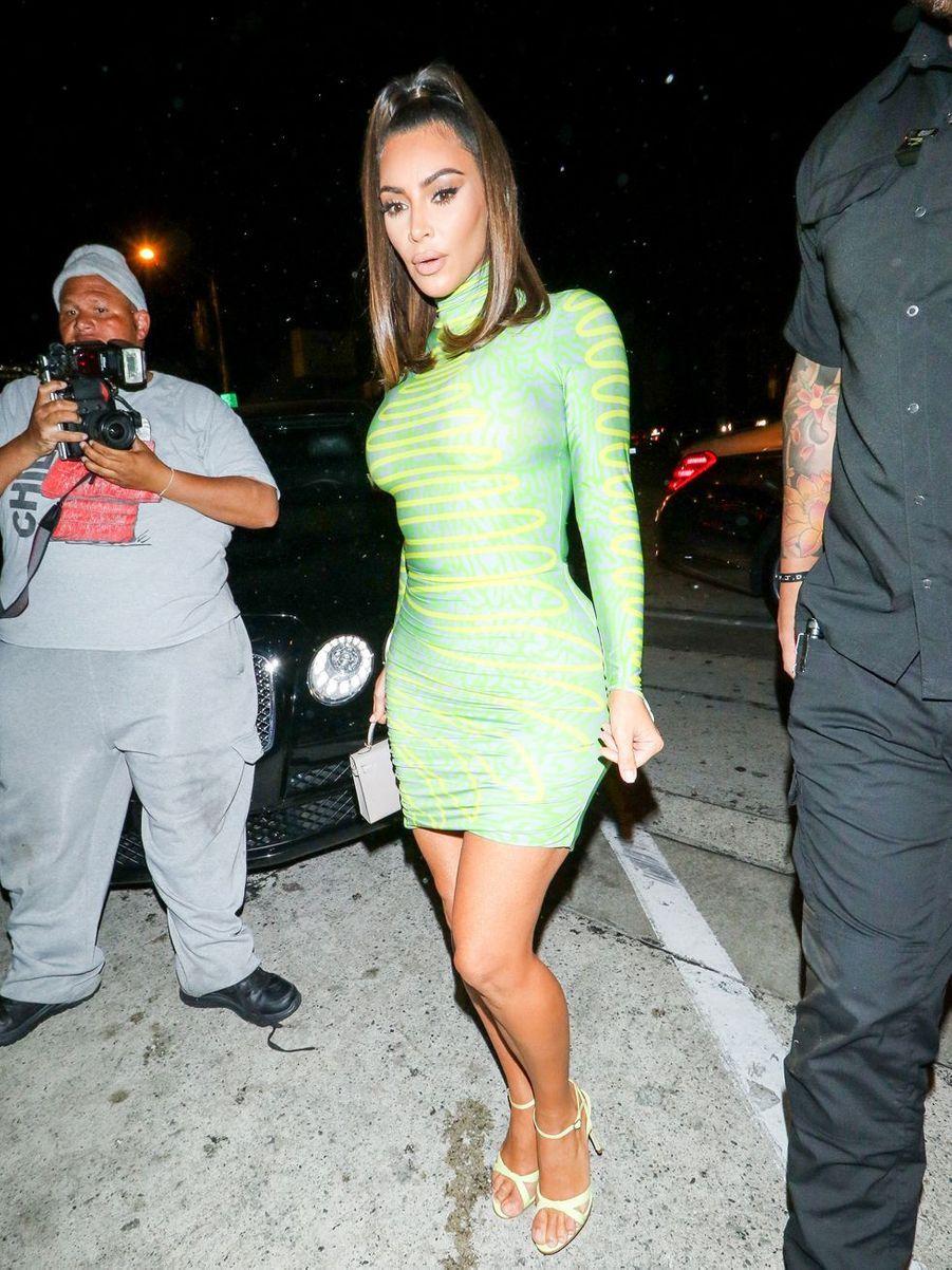 Kim Kardashianà Los Angeles le 29 juin 2019