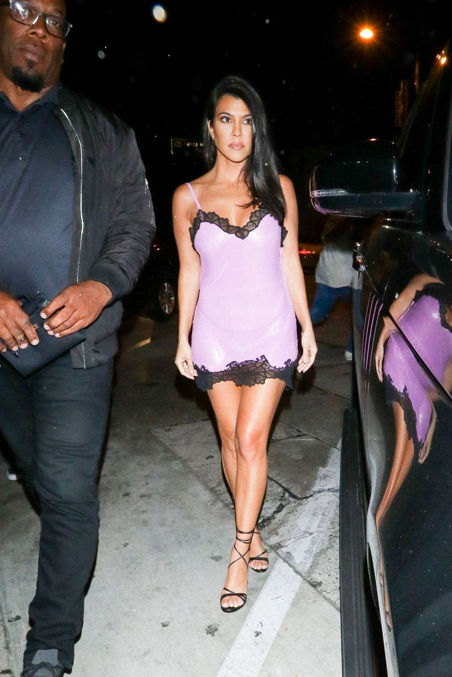 Kourtney Kardashian à Los Angeles le 29 juin 2019