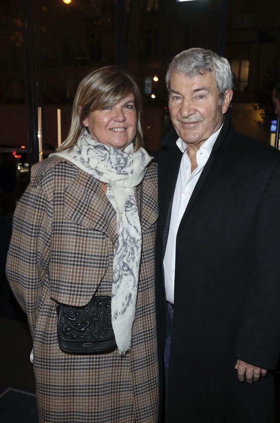 Sophie Bastide et Martin Lamotte.