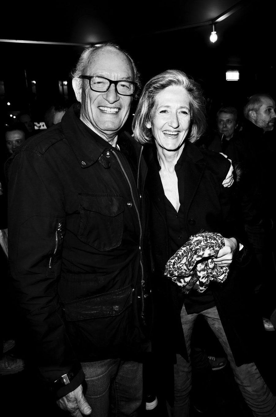 Pascal Desprez et Lucie Maurel.