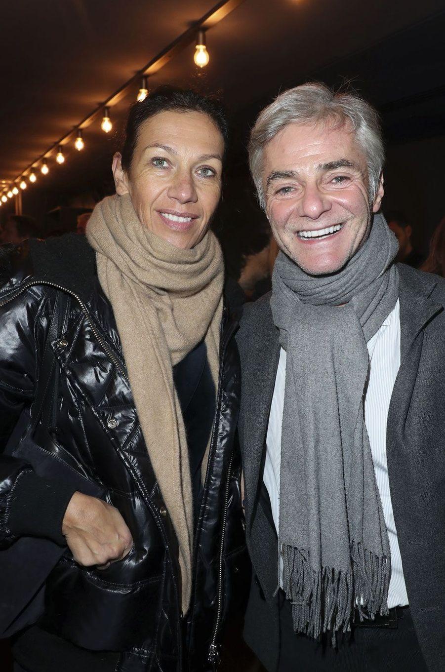 Isabelle et Cyril Viguier.