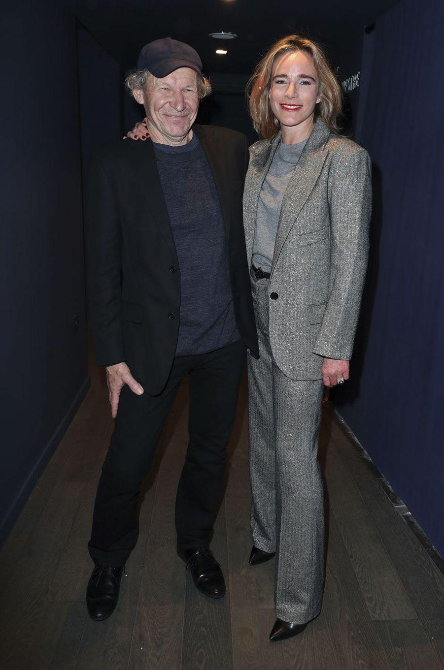 Philippe Poupon et Géraldine Danon.