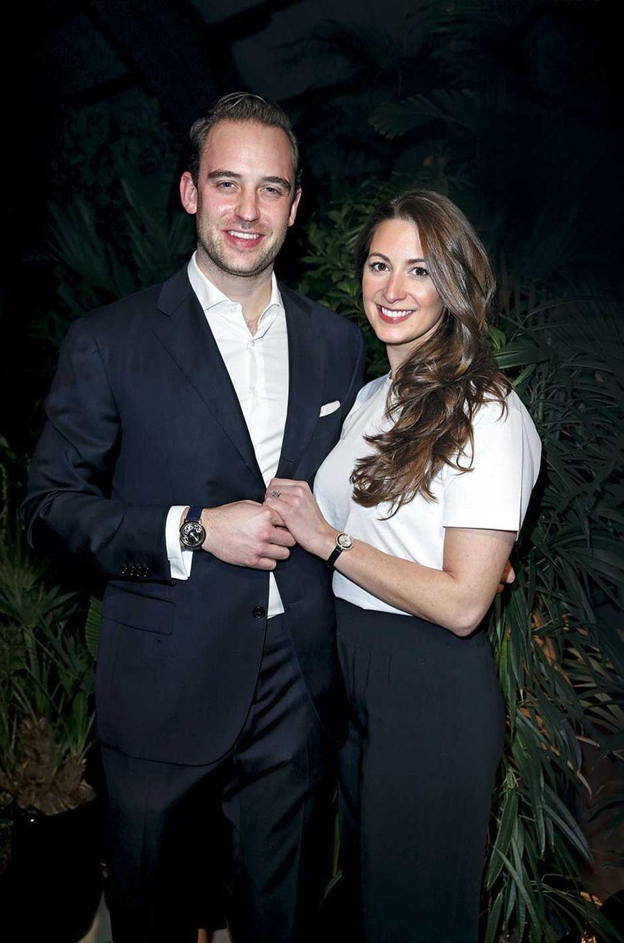 Joel et Constance Dicker