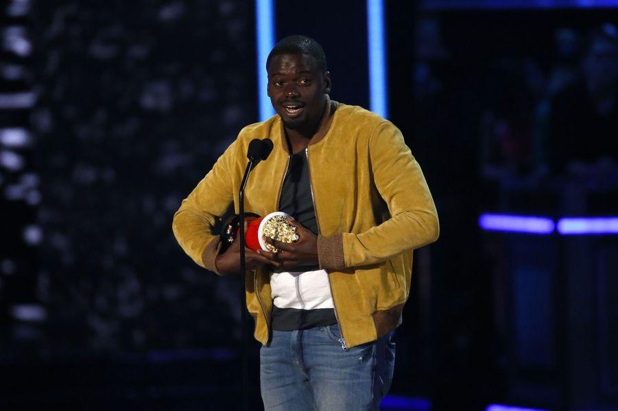 Daniel Kaluuyaaux MTV Movie and TV Awards, à Los Angeles, le 7 mai 2017.