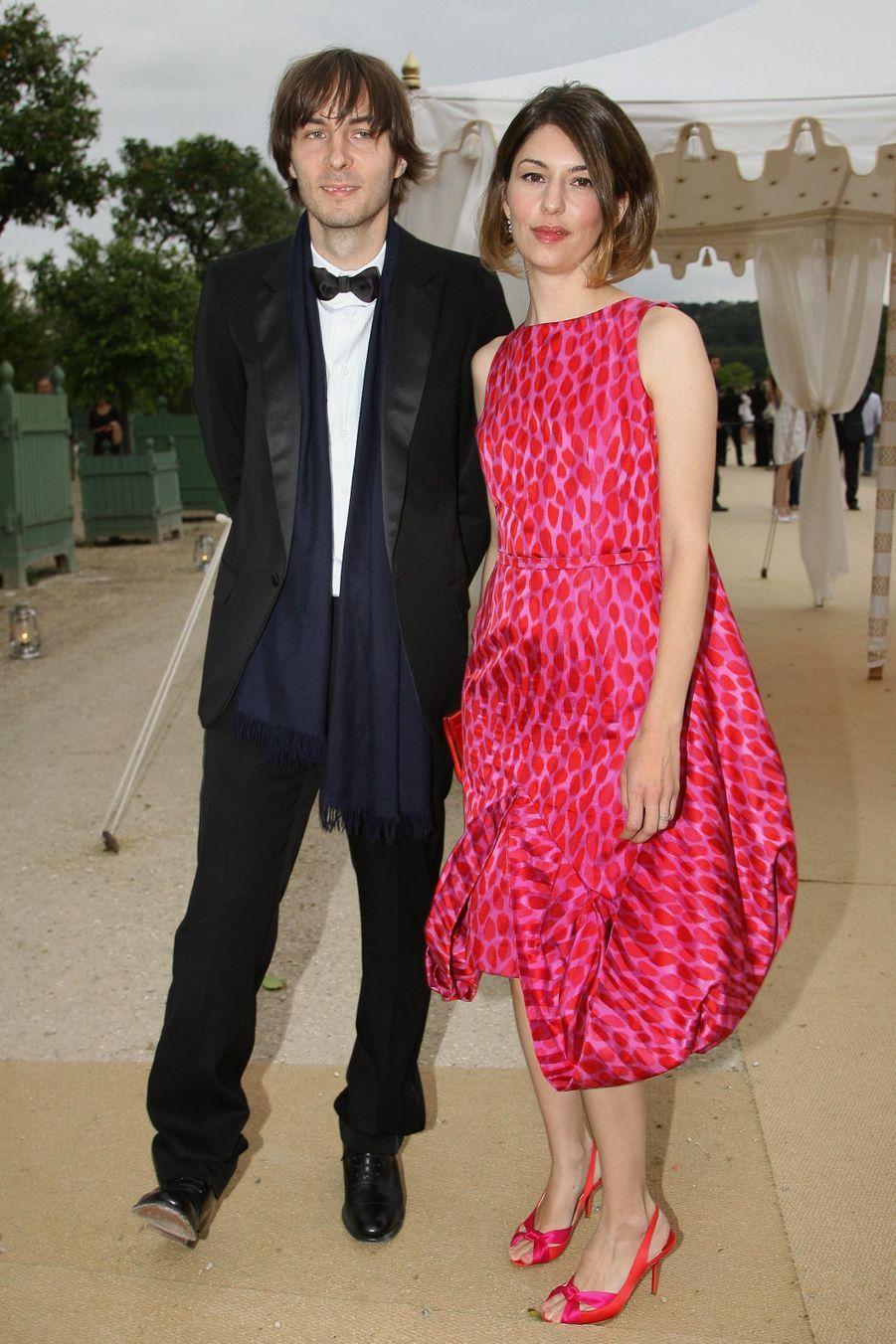 Le 27 août 2011, Sofia Coppola a épousé Thomas Mars, chanteur du groupe Phoenix, avec qui elle partage sa vie depuis 2005. Il s'agit de son second mariage après celui avec le réalisateur Spike Jonze (1999-2003)
