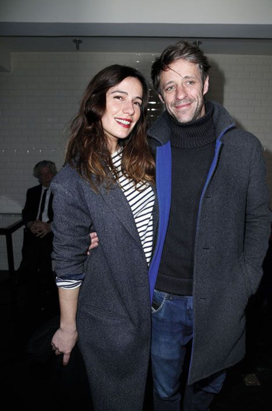 Zoé Félix et Benjamin Rolland