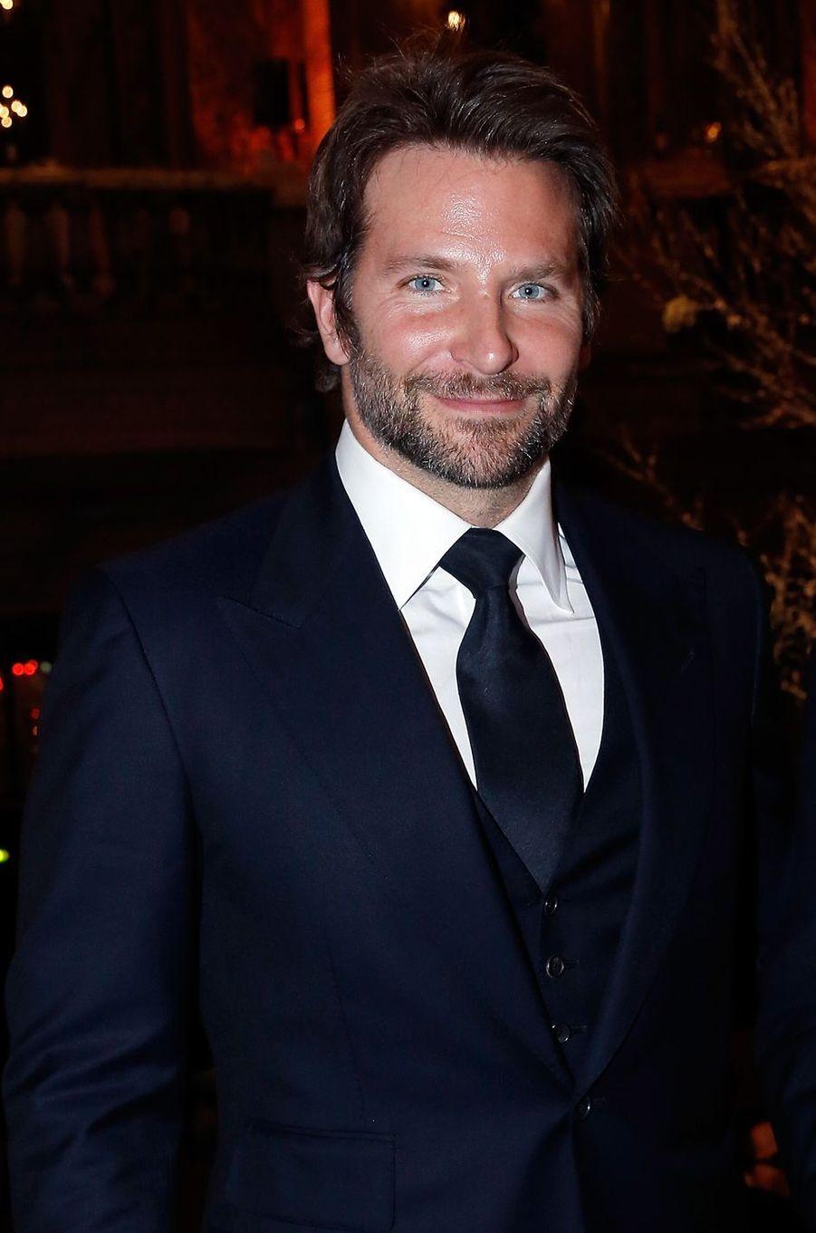 Bradley Cooper à Paris le 9 mars 2016
