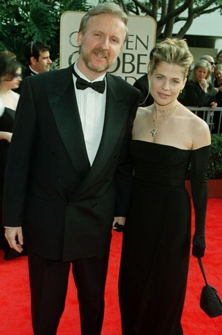 James Cameron et Linda Hamilton: 50 millions de dollars