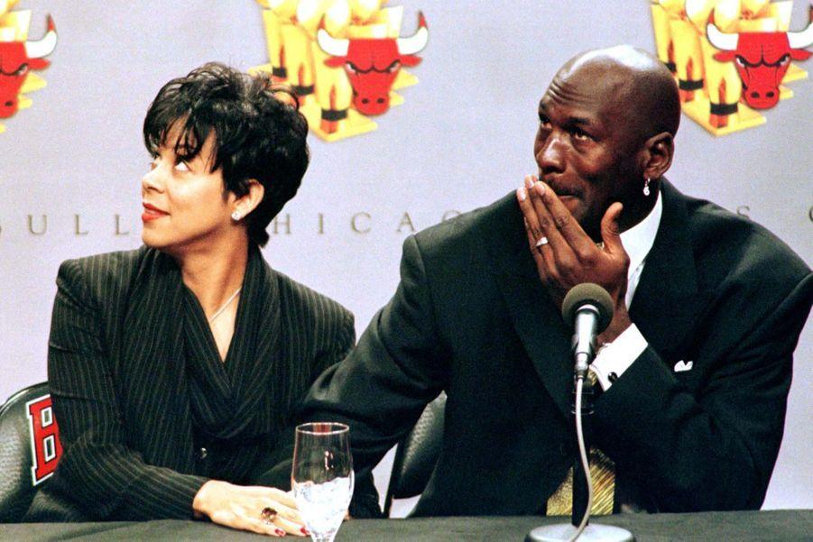 Juanita et Michael Jordan: 168 millions de dollars