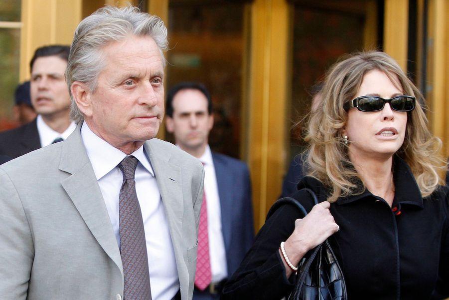 Michael et Diandra Douglas: 45 millions de dollars