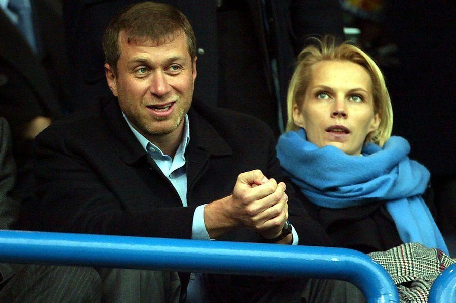 Roman et Irina Abramovich: 300 millions de dollars