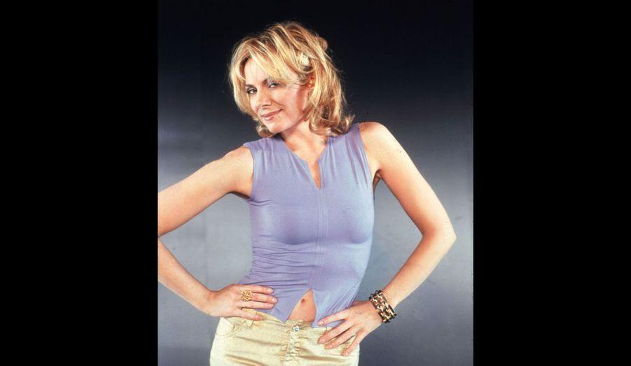 Comme sa collègue Cynthia Nixon, l'héroïne de «Sex and the city» a fait le grand saut lorsque son personnage est tombé malade.