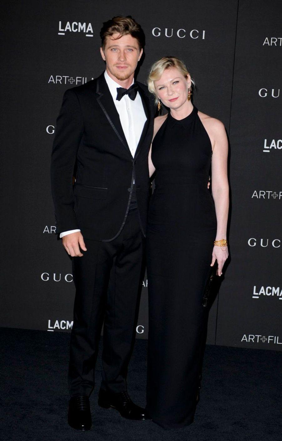 Garrett Hedlund et Kirsten Dunst