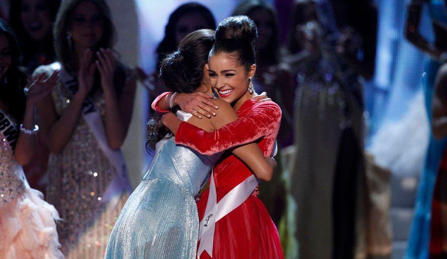Dans les bras de Miss Philippines