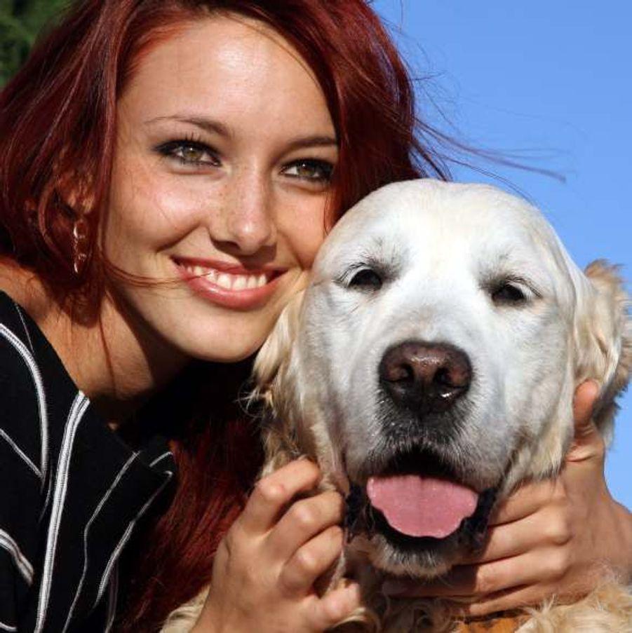 La jolie Delphine est une végétarienne amoureuse des animaux – elle veut s'inspirer du combat de Brigitte Bardot pour la cause animale.