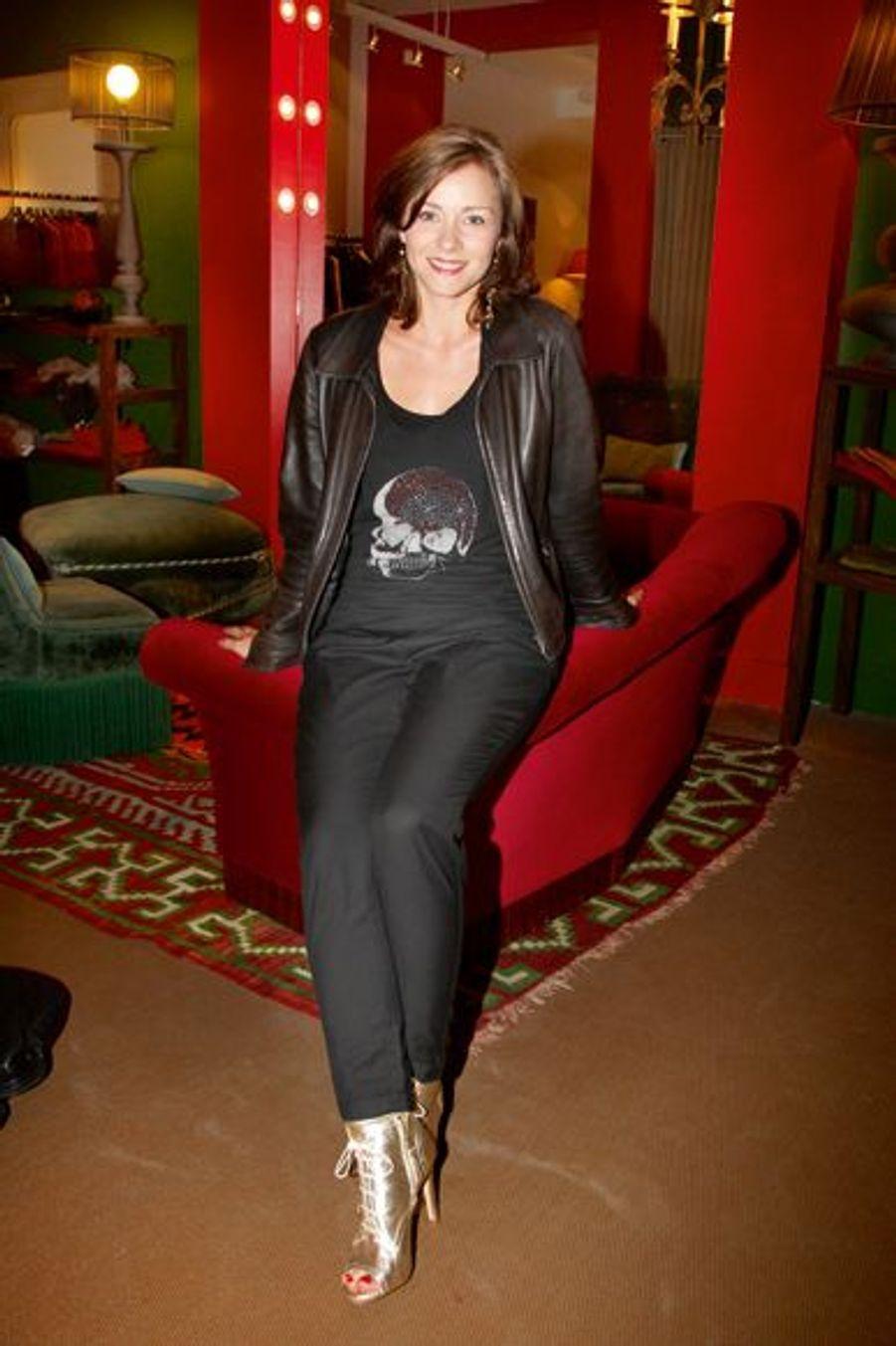 Delphine Depardieu