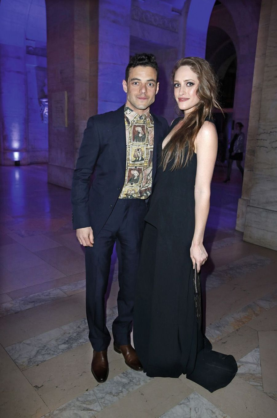 Ramimalek, Carly Chaikin.