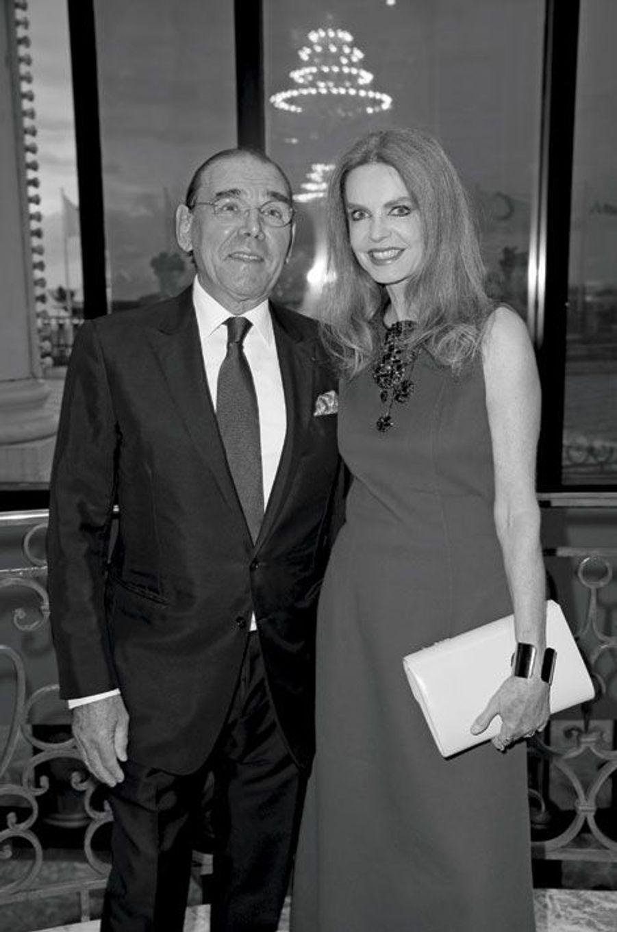 Cyrielle Clair et Michel Corbière