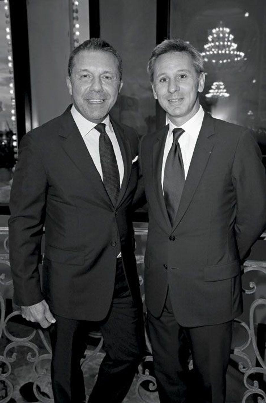 Olivier Picasso et Christophe Beaux