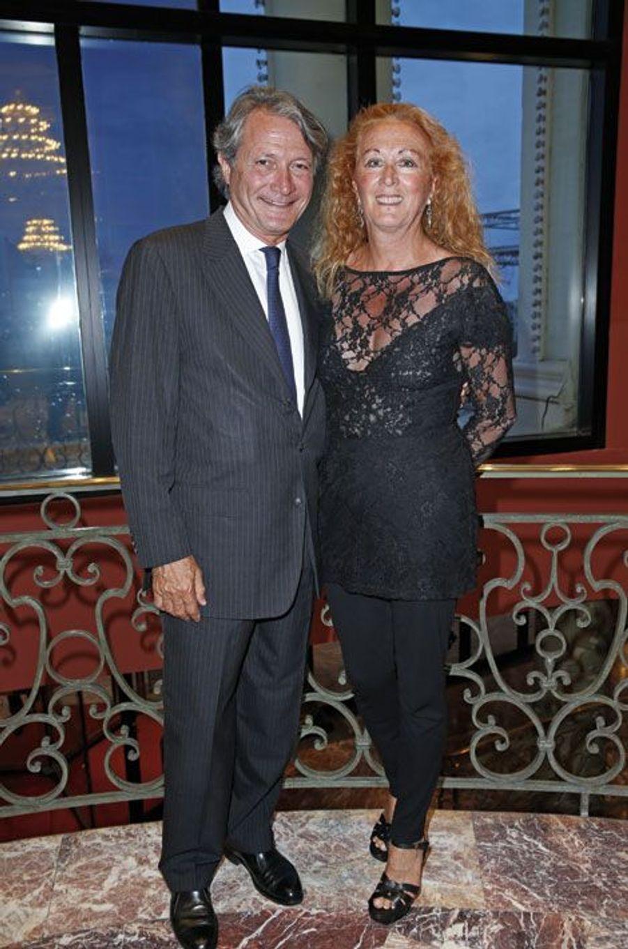 Philippe et Béatrice Augier