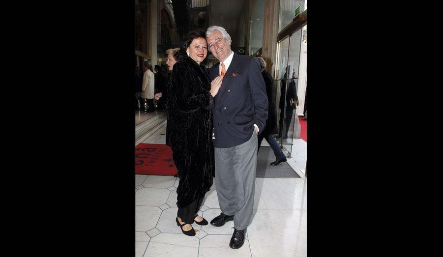 Véronique et Jean-Loup Dabadie