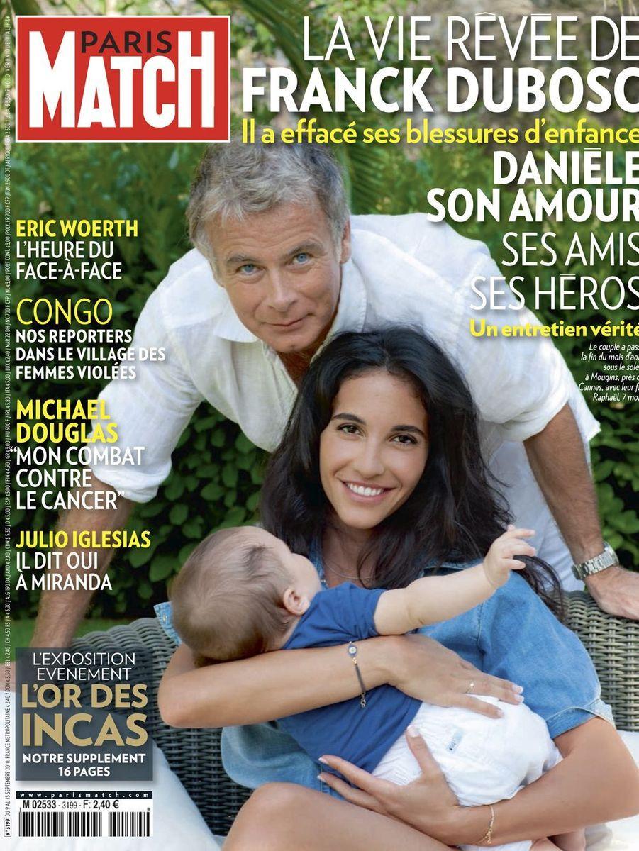 Franck et Danièle Dubosc