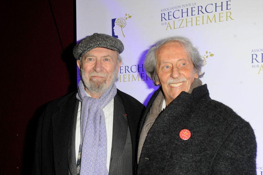 Jean-Pierre Marielle et Jean Rochefort