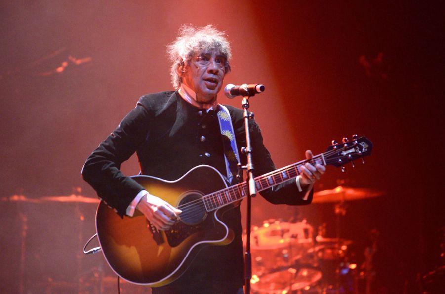 Laurent Voulzy à l'Olympia le 19 janvier dernier