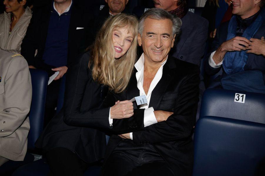 Arielle Dombasle et Bernard Henri-Lévy