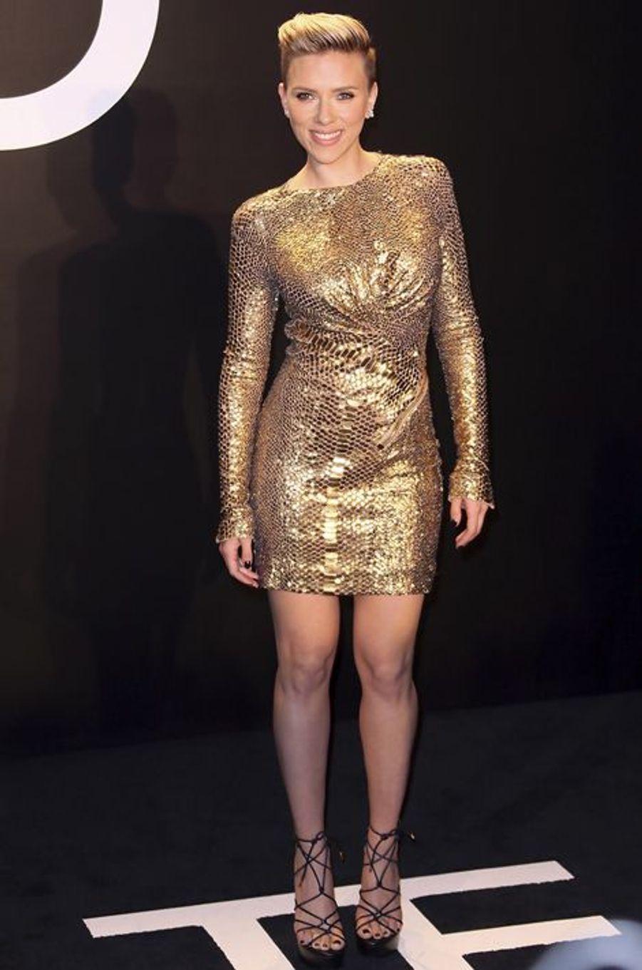 Scarlett Johansson, mariée au journaliste Romain Dauriac. Maman d'une petite Rose Dorothy depuis le 4 septembre 2014