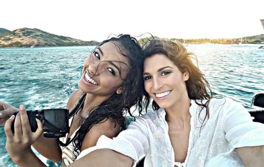 Les Miss se retrouvent aux Caraïbes pour des vacances paradisiaques