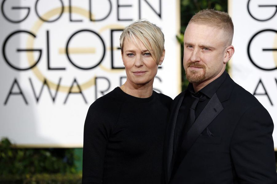 Fin août, Robin Wright et Ben Foster mettaient un terme à leur relation pour la seconde fois en un an, annulant par la même occasion leurs fiançailles, comme le rapportait le site E! News. Le couple s'était rencontré en 2011 sur le tournage du film «Rampart» et s'était fiancé en janvier 2014.
