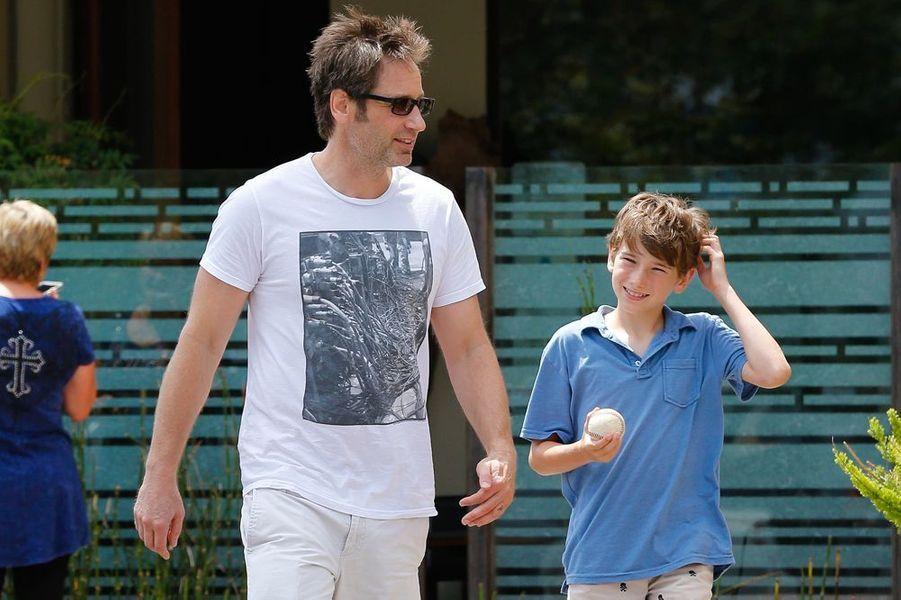 Avec son ex-épouse, l'actrice Tea Leoni, la star de «Californication» est papa de deux enfants : une fille, Madelaine West et un garçon, Kyd Miller.