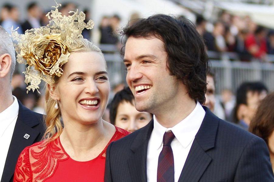 Déjà mère de deux enfants (Mia Honey et Joe Alfie), Kate Winslet a agrandi sa tribu avec son troisième époux, Ned Rocknroll. Le duo est parent d'un petit garçon prénommé Bear.