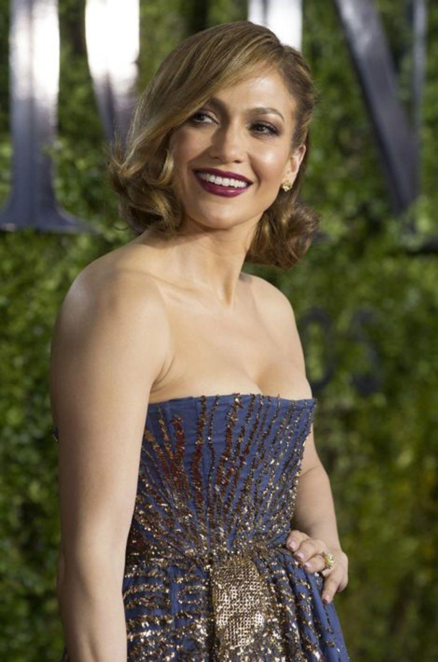 Il s'agit de Jennifer Lopez