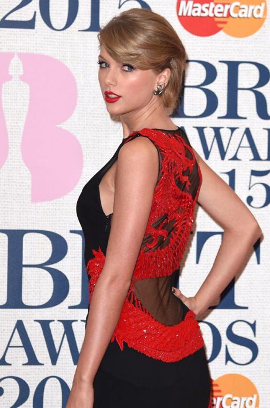 Il s'agit de Taylor Swift