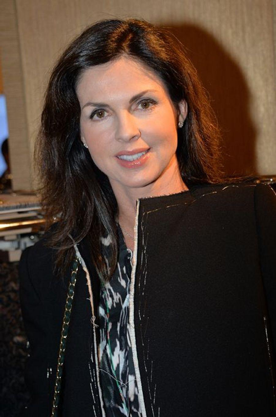 Caroline Barclay (née le 4 octobre)