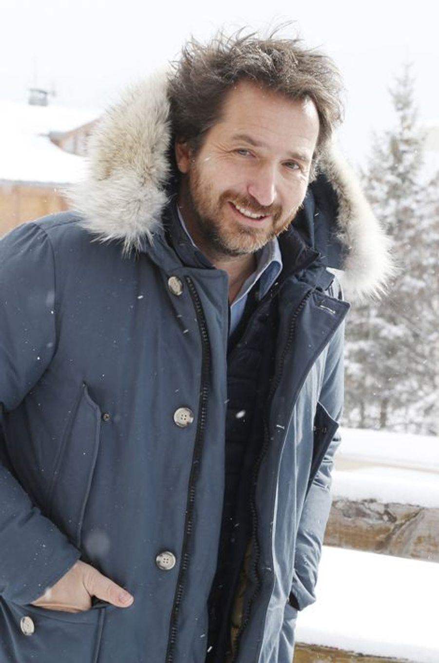 Edouard Baer (né le 1er décembre)