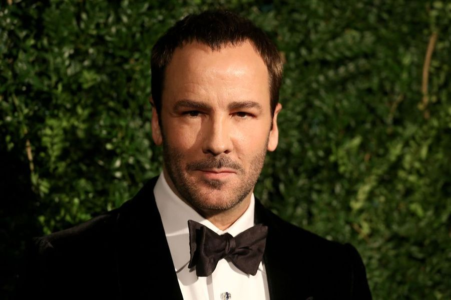 Tom Ford à Londres le 30 novembre 2014