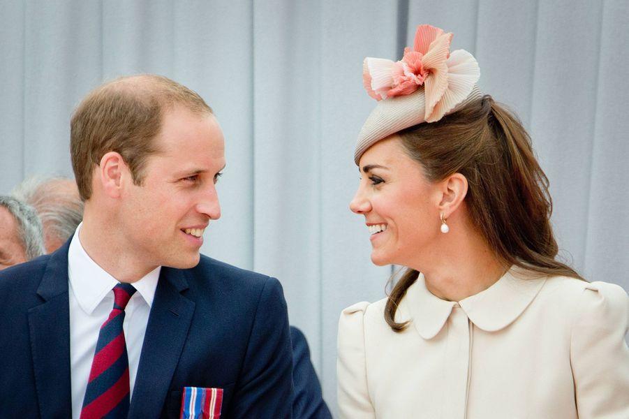 Il aura suffit d'un mariage royal au printemps 2011 pour faire entrer Kate Middleton et le Prince William dans la légende. Aujourd'hui parents du petit George né en en juillet 2013, la duchesse de Cambridge s'apprête à accueillir son deuxième enfant.